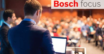 BOSCH Focuses On The Customer using Knextep