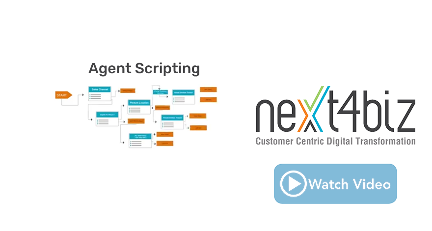 next4biz Agent Scripting