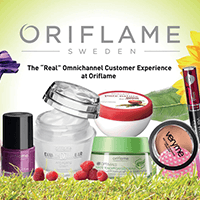 Oriflame achieved a success story with next4biz