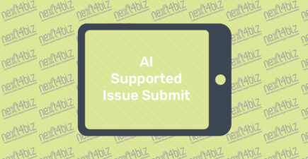 AI Supported Issue Submit Presentation