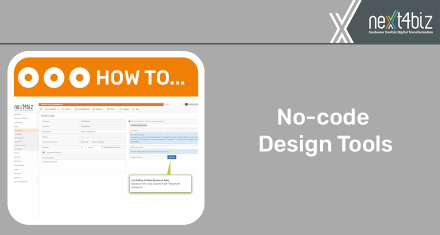 How  You Can Design or Change Workflows & Interfaces