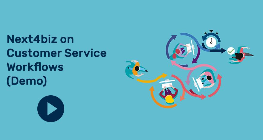 Next4biz on Customer Service Workflows